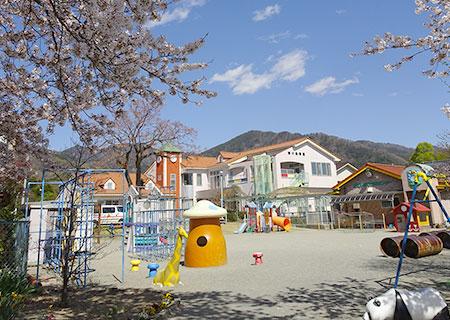 相川保育園の外観