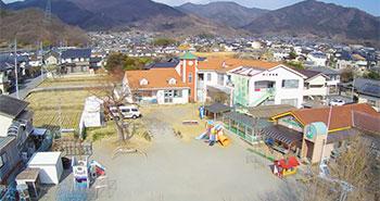 相川保育園外観